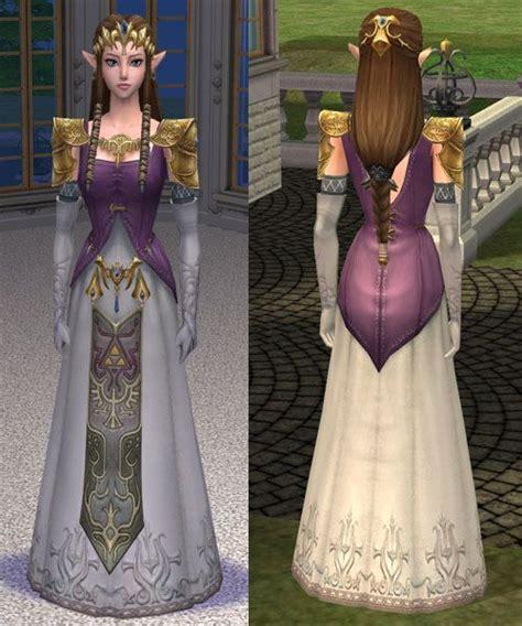 princess zelda hair princess zelda twilight princess costume hd wallpaper
