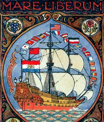 the freedom of the seas latin and english version mare liberum videos