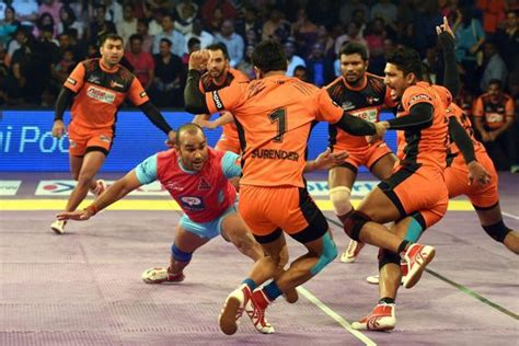 pro kabhdhi pleyr hair styles pro kabaddi 2015 five players who have lit the league so