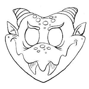 dibujos para colorear de halloween calabazas mascaras carnaval ninos m 225 scaras de halloween actividades para ni 241 os manualidades