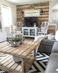 in the livingroom farmhouse decor in 10 stunningly gorgeous living rooms