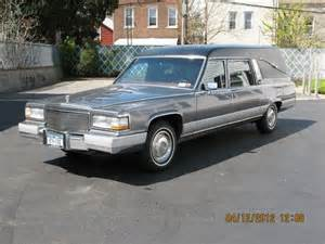 1992 Cadillac Hearse Sell Used 1992 Superior Cadillac Brougham Hearse In