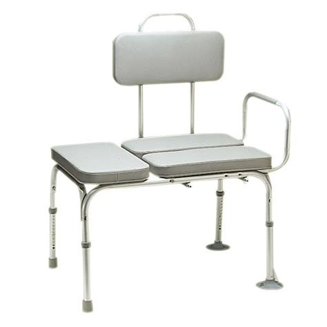 padded shower transfer bench economy padded vinyl transfer bath bench transfer benches