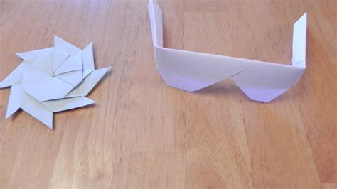 How To Make Things Out Of Construction Paper - cool things to make out of paper part 2 bros