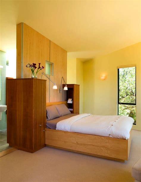 headboard storage a simple and smart space saving idea