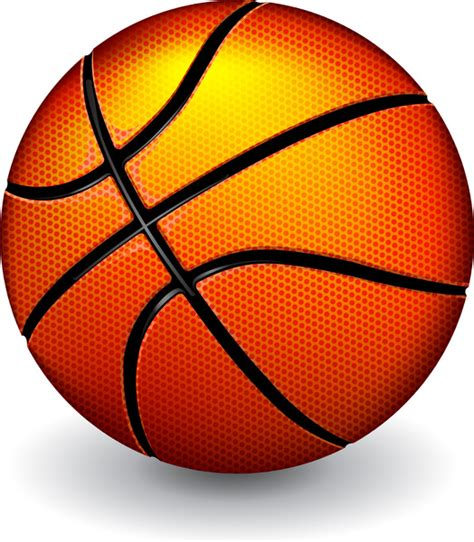 basketball clipart vector basketball free vector 197 free vector for