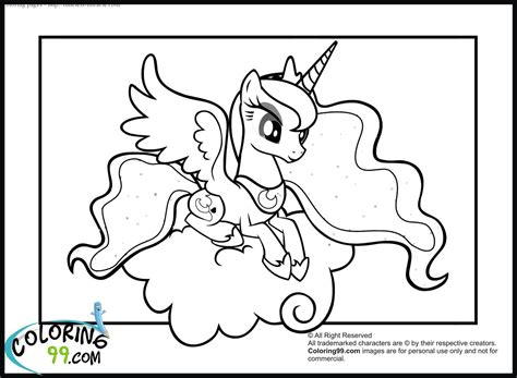 my little pony coloring pages cadence princess cadence coloring game coloring pages