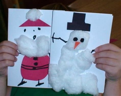 imagenes de manualidades navidenas para ninos manualidades navide 241 as con los ni 241 os decopeques