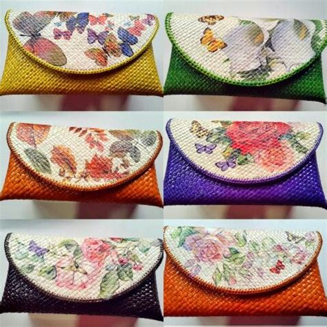 Clutch Pandan Pink 108 best images about capazos on decoupage