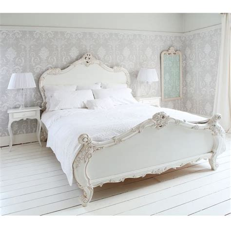 White Bed With Mattress Provencal Sassy White Bed Mattress