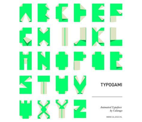 animation layout blog typography origami animation myd blog moss yaw
