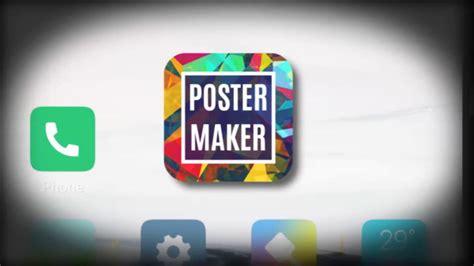 poster design youtube poster maker poster design flyer maker ad maker youtube
