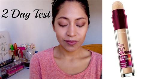 The Age Review by Review Demo Instant Age Rewind Concealer Maybelline