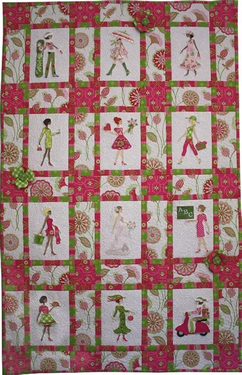 In The Hoop Quilt Blocks by Each Block Of This And Fashionable Quilt Is Made In