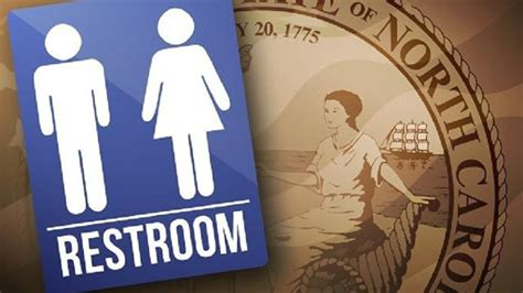 bathroom laws the randy report justice department says north carolina