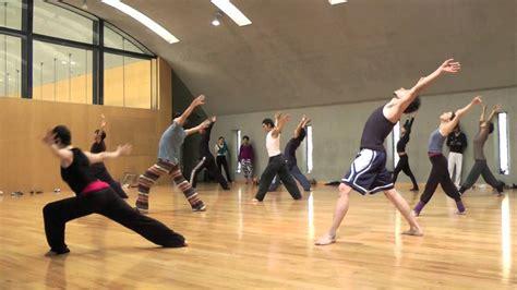 tutorial video dance contemporary dance training mov youtube