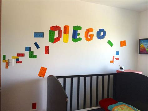 decoracion para cuartos de bebes decoraci 243 n para cuarto de ni 241 os lego habitacion
