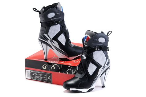 G U C C I High Heel Shoes 305 1 B air 8 high heel black white shoes aj