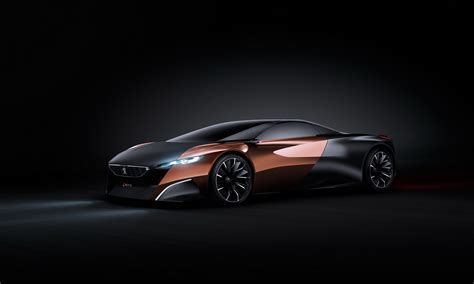 onyx supercar onyx projects peugeot design lab