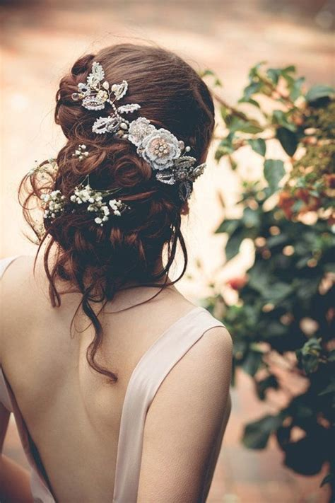 Vintage Bridal Hairstyles by Top 20 Bridal Headpieces For Your Wedding Hairstyles