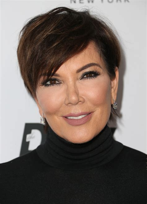 what color is kris jenners hair kris jenner short hairstyles lookbook stylebistro