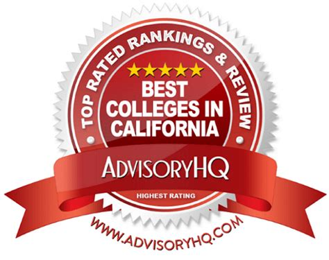 best colleges in california top 6 best colleges in california 2017 ranking