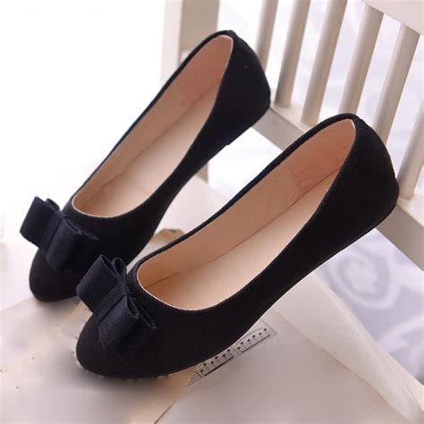 most comfortable ballet flats for work women ballet shoes work flats bow tie slip shoes boat