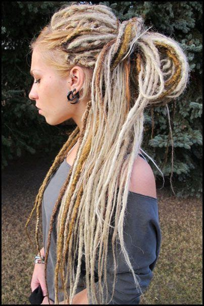 hot to get fake dreads hairstyle for women 18 best images about dreads braids on pinterest