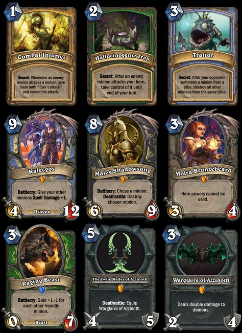 Hearthstone Gift Card Canada - hearthstone fan cards 28 images cards that should be added in hearthstone fan