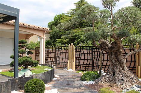 Jardin Contemporain Design by Beautiful Image Jardin Contemporain Images Amazing House
