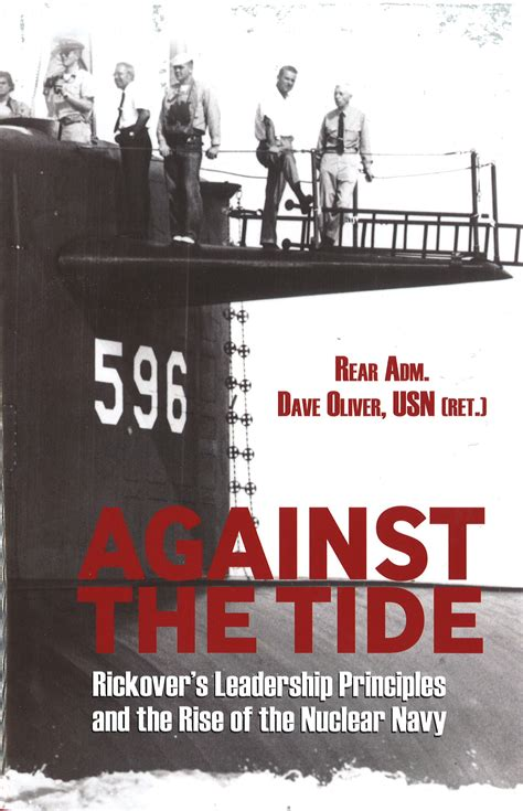 against the tide book review against the tide rickover s leadership