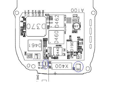 Memory Card Nokia 7610 handphone gsm cdma trik jumper nokia 7610
