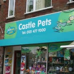 castle pets pet stores birmingham west midlands
