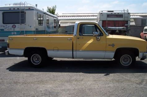 how does a cars engine work 1983 chevrolet caprice security system purchase used 1983 chevy c 10 silverado longbed 350 engine 400 auto trans in for us 2 500 00
