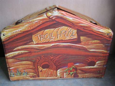 troll doll house wishnik troll house dollhouses pinterest