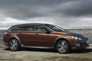 Peugeot 508 Images 2016 Peugeot 508 Sw Pictures Information And Specs