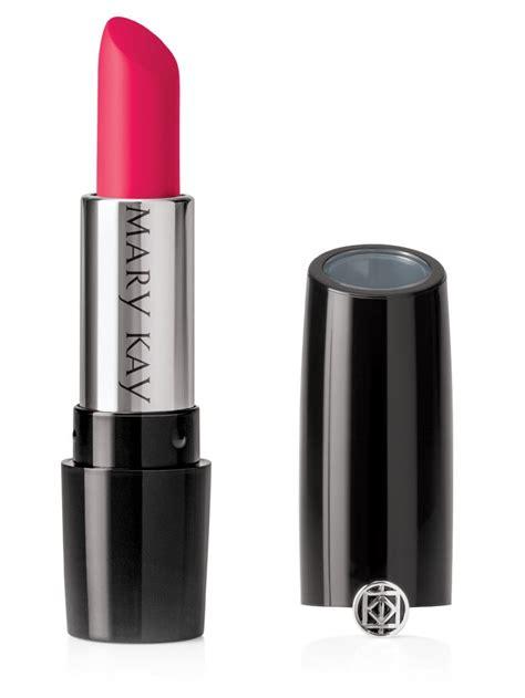 matte pink mary kay 174 gel semi matte lipstick powerful pink