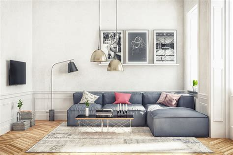 Scandinavian Livingroom | scandinavian living room design ideas inspiration