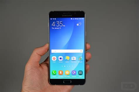 Samsung Galaxy Note 5 samsung galaxy note 5 review droid