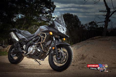 Cross Motorrad 650 by Suzuki V Strom 650xt Lands From 10 990 Mcnews Au