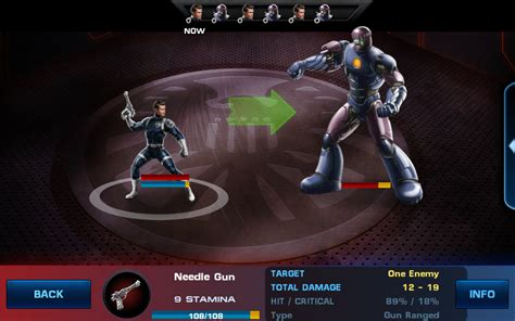avenger apk new marvel s alliance jumps from to android bringing turn based combat