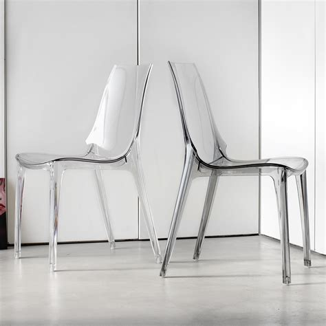 sedia in policarbonato sedia in policarbonato scab design vanity chair arredas 236