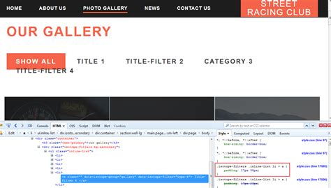 javascript layout js js animated how to use isotope layout filter template