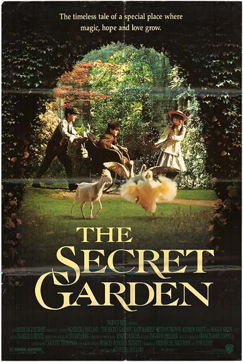 pages the secret garden review