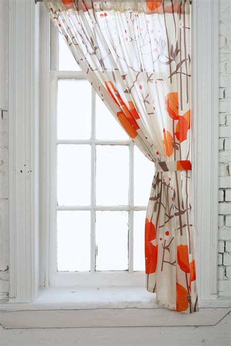 poppy curtains asian poppy curtain 32 39 for the home pinterest