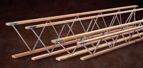 open web floor trusses
