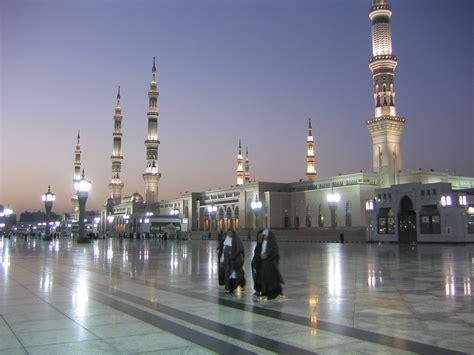 masjid nabawi madina