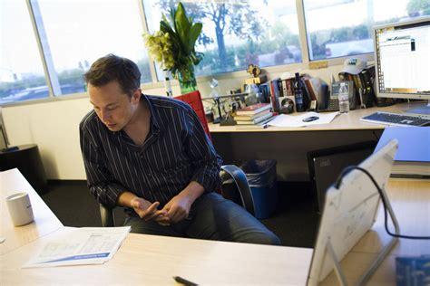 elon musk desk is a profitable tesla model e just a dream the green