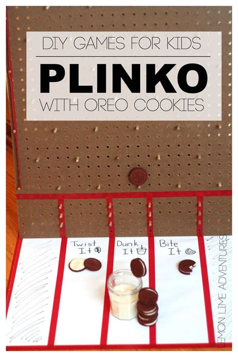 diy indoor games 25 best ideas about plinko game on pinterest plinko