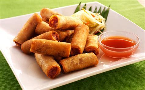 Sring Roll Sumpia Special Sarikaya philippines top 5 most popular dishes yummyomnomnomfood